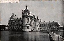 CPA Le Chateau de Chantilly (424017)
