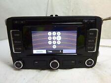 10-16 Volkswagen RNS315 Beetle Golf Radio Cd Gps Navigation 1K0035274D CG1141