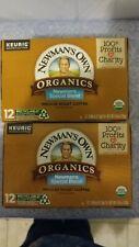 Newman's Own Organics Special Blend Medium Roast Coffee 12K-Cup (2pack)=24
