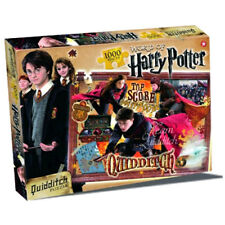 Harry Potter - Quidditch 1000 Piece Jigsaw Puzzle NEW Winning Moves