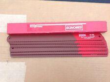 "SIMONDS 33-1410-6 14"" X 1 1/4"" ,  10 Tip , .062"" POWER SAW BLADES Lot Of 10"