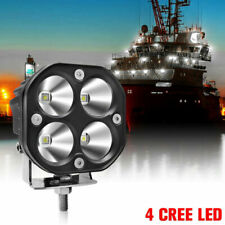 "3"" CREE LED Work Light Spot Lamp 25W Car OffRoad Ship Driving Fog Light ATV UTV"