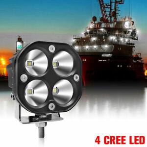 "3"" CREE LED Work Light Spot Lamp 25W Car OffRoad Ship Driving Fog Light ATV UTV"