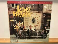 KING OF HEARTS Criterion Collection Laserdisc Genevieve Bujold BRAND NEW SEALED!