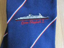 Queen Elizabeth 2 QE2 exclusivo crucero/Liner Corbata