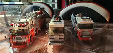 BlueBrixx Amerikanische Feuerwehrautos