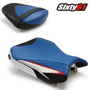 Soziusabdeckung Sitzbezug Seat cowl für Suzuki GSXR 600//750 2008-09 K8 Black BS7