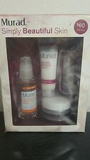 Murad Simply Beautiful Skin set w/hydro dynamic cream