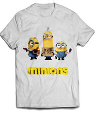 MINIONS - I´m with Stupid - T-Shirt - Größe / Size L - Neu - Despicable Me