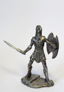 Tin soldier, figure. Spartan 54 mm