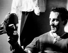 Jaques Plante Montreal Canadiens 8x10 Photo
