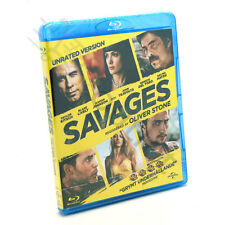 Savages Blu-ray Film Movie 2012 directed by Oliver Stone Unrated Version NEW