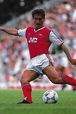 Foto de fútbol > Kenny Sansom Arsenal 1987-88