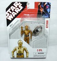 2008 Star Wars Keychain Collection C3PO Droid