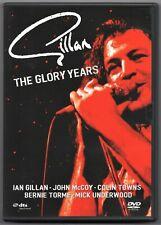 Ian Gillan The Glory Years - DVD (Region: 0)