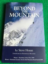 Beyond the Mountain by Steve House (New Paperback, 2010)