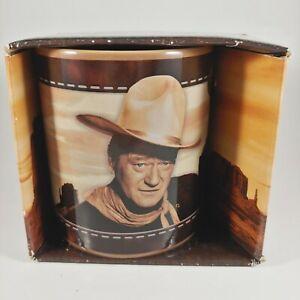 JOHN WAYNE Pilgrim Mug - Desert Western Film 12oz Ceramic Coffee Cup