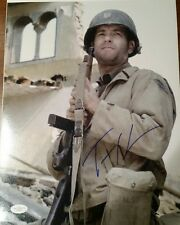 Tom Hanks signed  Autographed 11X14 Saving Private Ryan JSA
