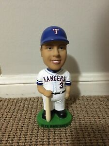 Alex Rodriguez 2001 Texas Rangers Bobblehead