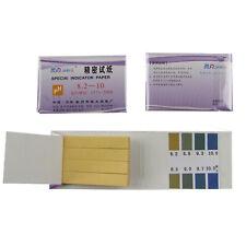 Precision Ph Indicatorph 82 10 Test Indicator Paper Litmus Strips10 Baglot