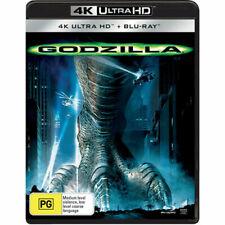 Godzilla (Blu-ray, 2019, 2-Disc Set)