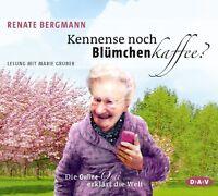 RENATE BERGMANN - KENNENSE NOCH BLÜMCHENKAFFEE?   CD NEU