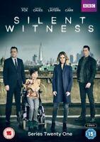 Nuevo Silent Witness Serie 21 DVD