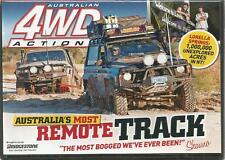 AUSTRALIAN 4WD ACTION - ISSUE 255 AUSTRALIA'S MOST REMOTE TRACK