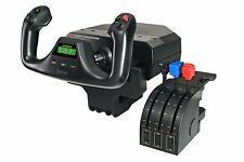 Logitech G Saitek pro Flight Yoke System - System of Control For