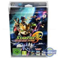 1 x Game Box Protector for Wii U Big Box Games Starfox Xenoblade & Project Zero