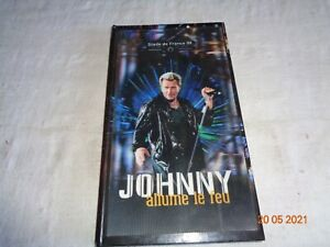 JOHNNY HALLYDAY COFFRET STADE DE FRANCE 98  EDITION LIMITÉE ( N° 2)