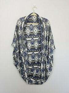 Womens Bodhi Swag Cocoon Cardigan Sweater One Size