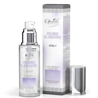 Hyaluronic Acid Serum Face Gel Made in Germany I Edition 7 with Chamomile Mallow
