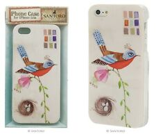 IPHONE 5 /5S BIRD BACK COVER SLIM PRETTY CASE MOBILE PHONE CELL PROTECTOR