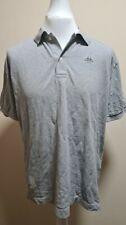 Vintage Men's Robe Di Kappa Cotton Polo T-shirt Grey Size XL