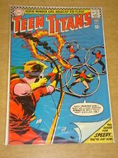 TEEN TITANS #4 FN- (5.5) DC COMICS AUGUST 1966 **