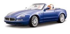 Bburago Maserati Diecast Cars