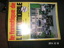 """** Fanatique de l""""Automobile n°141 Triumph TR2 500 L.R JAP MG Ferrari 250 GT P60"""