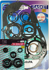 YAMAHA BANSHEE 350 Complete Gasket & Oil Seal Kit Top Bottom End Set 1987-2006