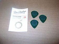 3 Animals as Leaders Guitar Picks Green PRIMETONE Dunlop Jazz XL 0.73Abasi Reyes