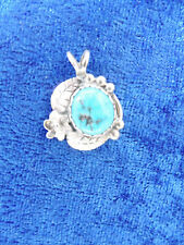 Beautiful, Ancient Pendants__925 Silver__WITH TURQUOISE_