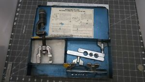 Vintage Imperial-Eastman 375-FS 45˚ Wide-Range Flaring Tool 1/8 to 3/4 OD [B7S5]