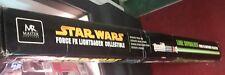 Star Wars Master Replicas Luke Skywalker Rotj, Force Fx Lightsaber