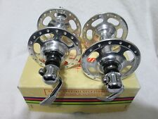 nos high flange Campagnolo record hubs 36/40