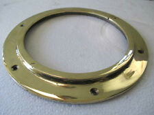 "Porthole Brass Window Ship Nautical WithGlass 10.75"" Inch"