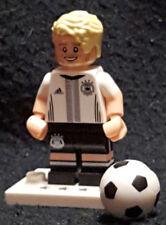 -Standplatte- Weiß 2 Stück mit Springfeder- Lego--30488c01 Fussball