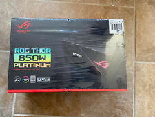 ASUS ROG-THOR-850W 80+PLATINUM OLED PSU (10Y) BRAND NEW SEALED.