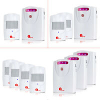 1Byone 1000ft Long Range Motion Sensor Wireless Alarm System Driveway Alert LED