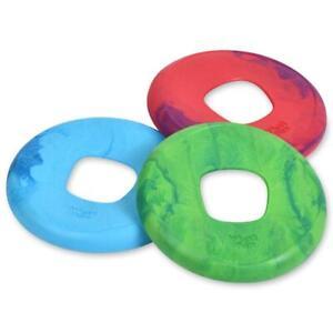 NEW West Paw Seaflex Recycled Ocean Plastic Sailz Dog Toy
