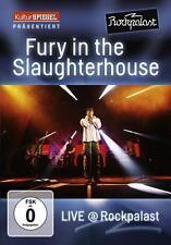 Fury in the Slaughterhouse Live @ Rockpalast, Kultur Spiegel Edition, NEU & OVP